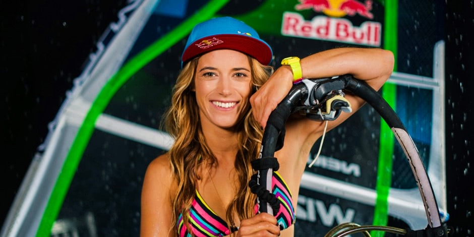 Olga Raskina: The best Russian female windsurfer ever