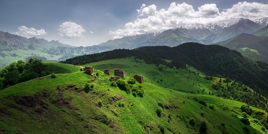Nature of Ingushetia: Picturesque landscapes of the Republic