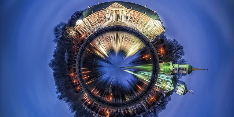 Planet Moscow: Extraordinary photos of the capital city of Russia