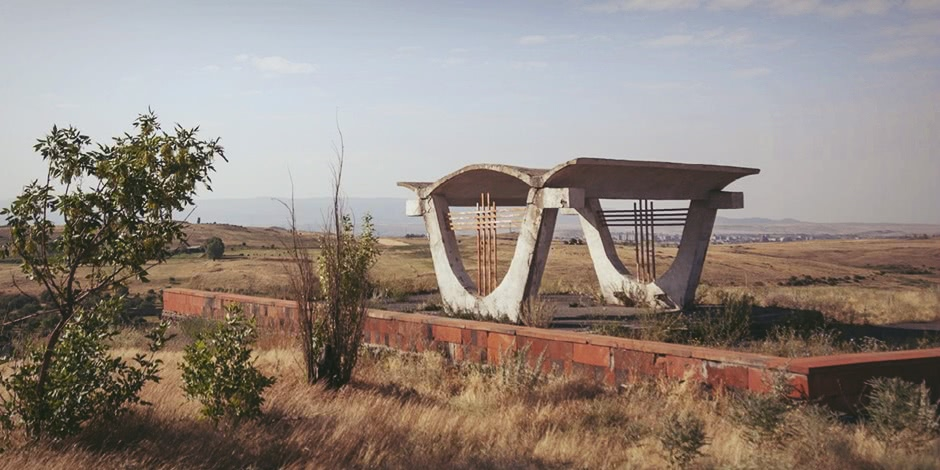 The USSR legacy: Photos of Soviet bus stops by Christopher Herwig