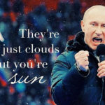 Putinspiration: sarcastic motivational pictures with Putin