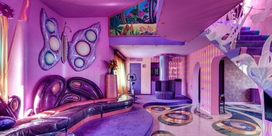 Glamorous Aladdin's house in a Moscow flat for $3.36 million