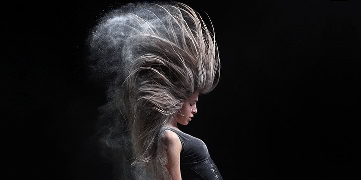 Art of graceful ballet dancing on photos by Alexander Yakovlev