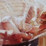 Good morning, beautiful woman: Paintings by Alexey Chernigin