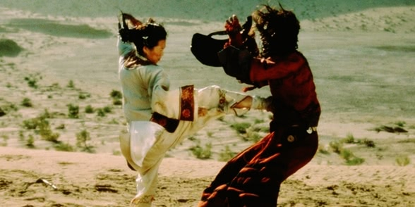 Crouching Tiger Hidden Dragon: Russian version of the movie