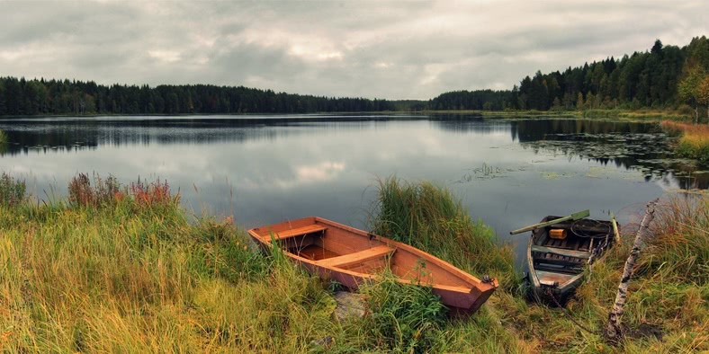 Republic of Karelia: A territory of thousands lakes and rivers