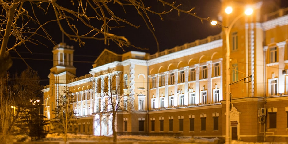 Irkutsk: A nice and at the same time a harsh cold Siberian city
