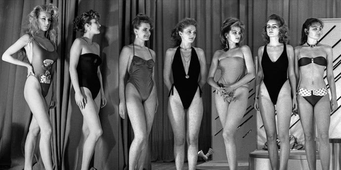 Moscow Beauty 1988: The first official Soviet beauty contest