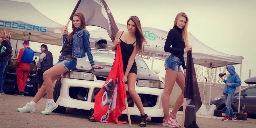 Photo report from the Total Extreme Fest by Russian Drift Alliance