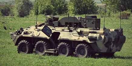 BPDM Typhoon-M: Russian counter-sabotage combat vehicle