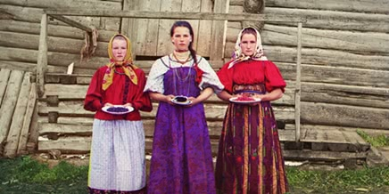 Faces of Russian Empire: Portraits by Sergey Prokudin-Gorsky
