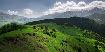 Nature of Ingushetia: Picturesque landscapes of the Republic