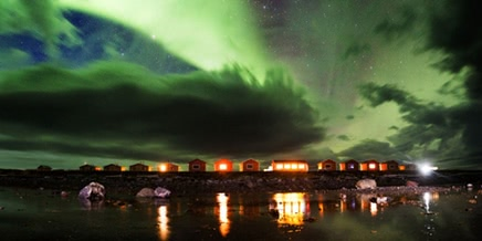 Kola Peninsula: Photos of beautiful wild nature and northern lights