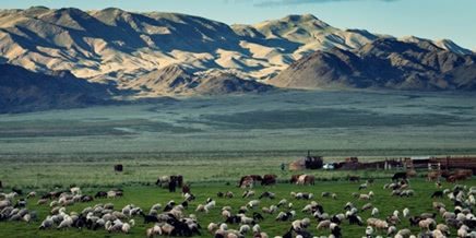 Republic of Tuva: Beautiful primeval landscapes of southern Siberia