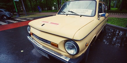 Photo of Retro Fest: 3rd festival of retro cars and antiques in Sokolniki Park
