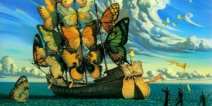 Photo of Russian Salvador Dali: Surrealistic paintings by Vladimir Kush