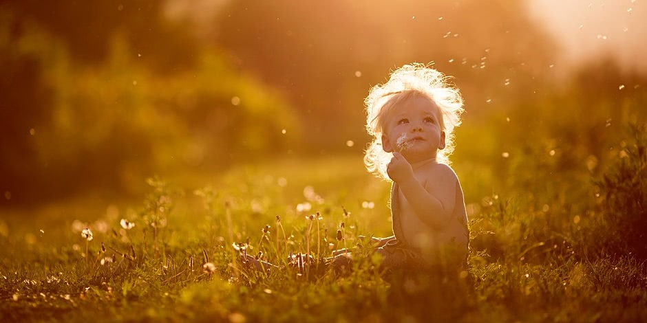 Children's happiness: Photos of lovely kids by Svetlana Kvashina