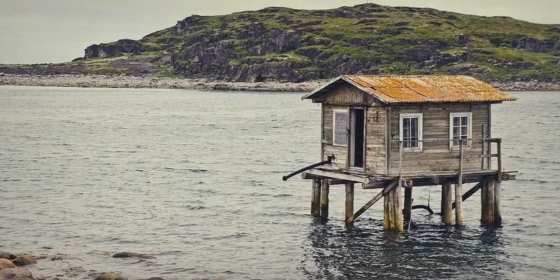 Dalniye Zelentsy: Half-forgotten rural locality on the Kola Peninsula