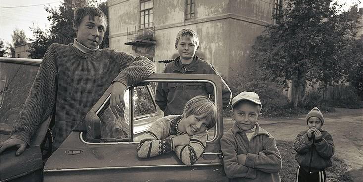 Honest portraits: Unvarnished Russia by Oleg Videnin — Part 1