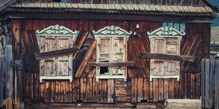 Contrasts of lake Baikal: Part 2 — Life in villages of Transbaikalia