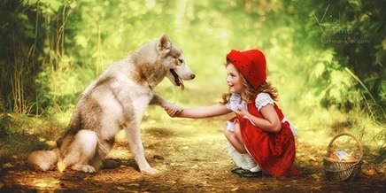 Photo of Children's wonderland: Magic photography of kids by Karina Kiel