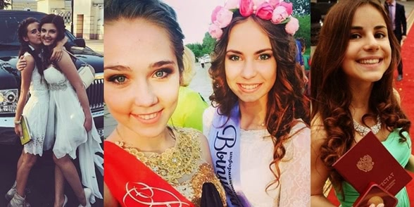 Instagram photos from Russian School Graduation Party 2015