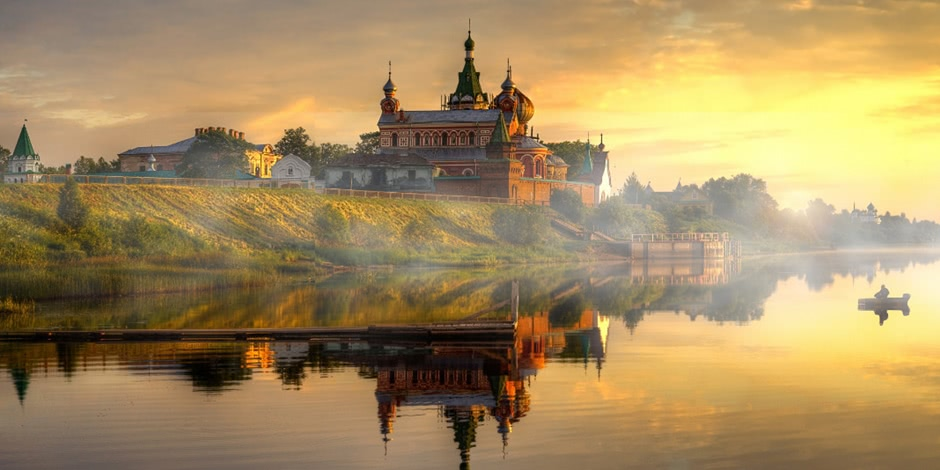 Primordially Russian landscapes: Thirty beautiful photographs