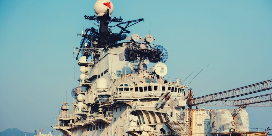 Soviet aircraft carrier Minsk: Inside the huge military museum