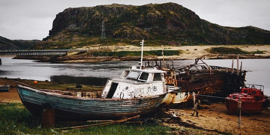 Teriberka: The gloomy place where the Leviathan was filmed