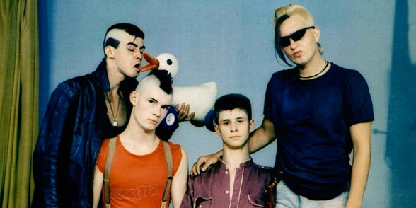 Soviet culture: Goths, punks and metalheads of the USSR