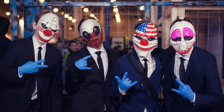 Russian Cosplay: Pictures from the Comic Con Russia 2015