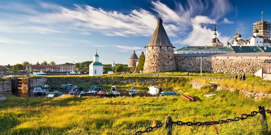 Russian North: People and nature of the Solovetsky Islands