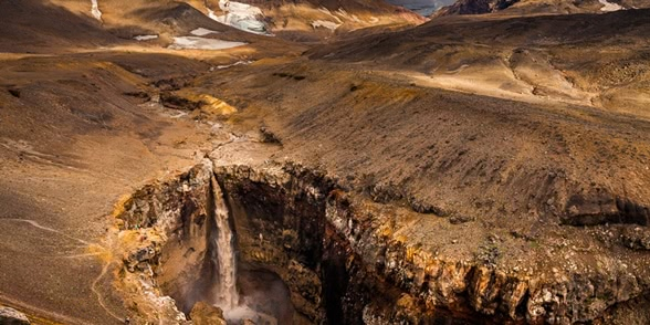 Kamchatka: Martian landscapes of the peninsula by Anton Petrus