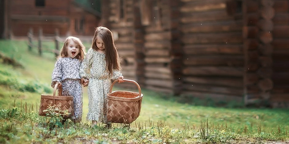 Fairy childhood: Truly sweet photos of kids by Irina Nedyalkova
