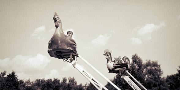 Homo Sovieticus: Carl De Keyzer's photo project about the USSR